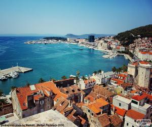 Puzle Split, Chorvatsko