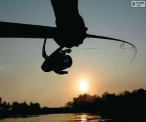 Puzle Sportovní rybolov