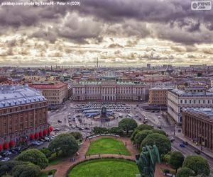 Puzle St. Petersburg, Rusko
