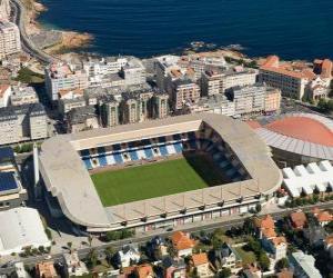 Puzle Stadion Deportivo de La Coruña - Riazor -