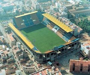 Puzle Stadion Villarreal CF - El Madrigal -