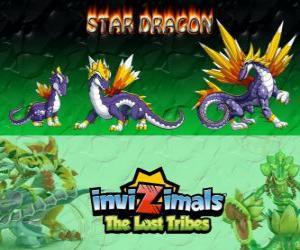 Puzle Star Dragon, nejnovější vývoj. Invizimals The Lost Tribes. Nejcennější invizimal drak