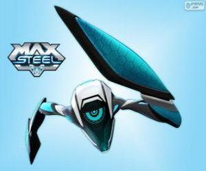 Puzle Steel, mimozemský technologie Ultra-link