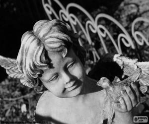 Puzle Stone Cupid