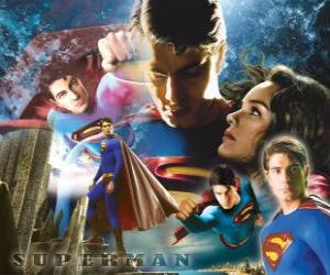 Puzle Superman a Lois Lane