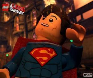 Puzle Superman, superhrdina z filmu Lego