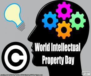 Puzle Světový den duševního vlastnictví