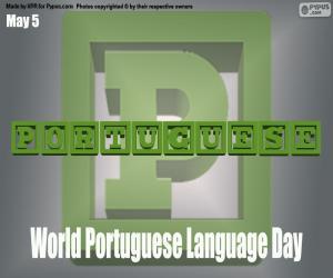 Puzle Světový den portugalského jazyka