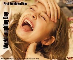 Puzle Světový den smíchu