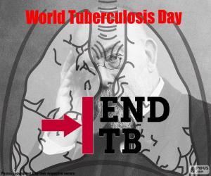 Puzle Světový den tuberkulózy