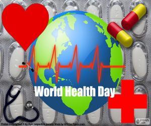 Puzle Světový den zdraví
