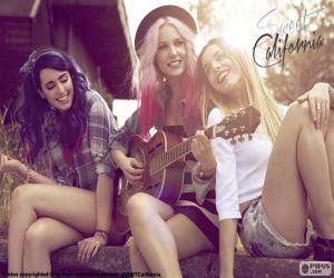 Puzle Sweet California