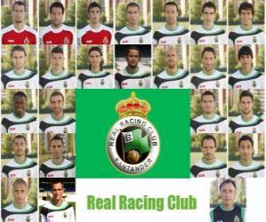 Puzle Tým Racing Santander de 2010-11
