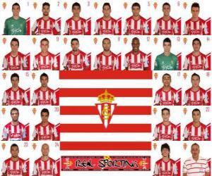 Puzle Tým sportovních de Gijón 2010-11