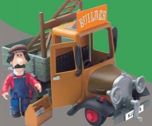 Puzle Ted Glen je údržbář obce Greendale