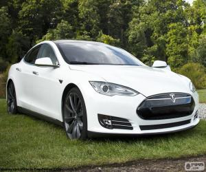 Puzle Tesla Model S