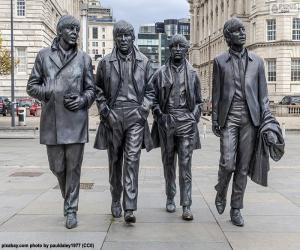Puzle The Beatles