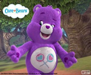 Puzle The Care Bear Share Bear