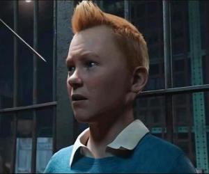 Puzle Tintin, Hergé je slavný charakter.