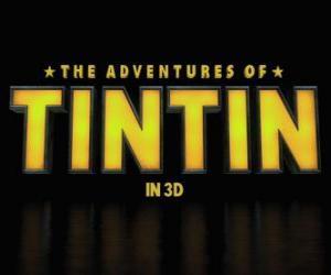 Puzle Tintinova dobrodružství v 3D