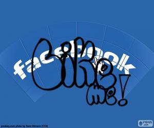 Puzle To se mi libí, Facebook