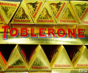Puzle Toblerone logo