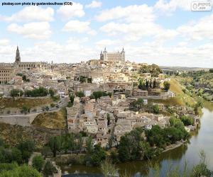 Puzle Toledo, Španělsko