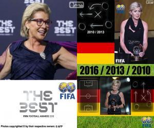 Puzle Trenér FIFA žen 2016