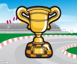 Puzle Trofej