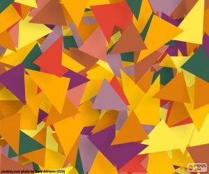 Puzle Trojúhelníky