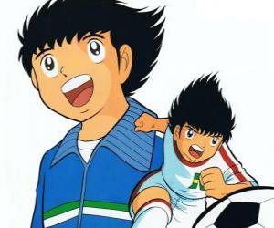 Puzle Tsubasa je školení velmi těžké splnit jeho sen