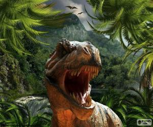 Puzle Tyrannosaurus Rex