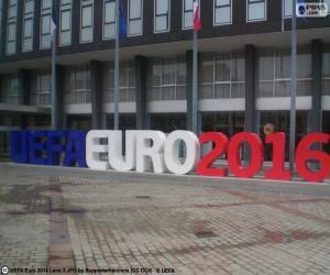 Puzle UEFA Euro 2016