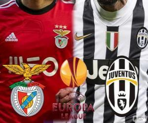 Puzle UEFA Europa League 2013-14 semifinále, Benfica - Joventus