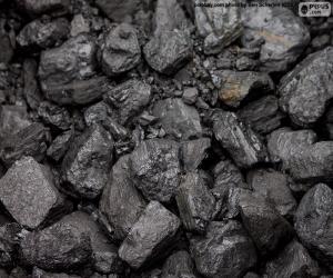 Puzle Uhlí