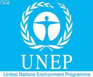 Puzle UNEP logo, Program OSN pro životní prostředí