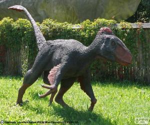 Puzle Utahraptor