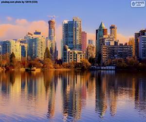 Puzle Vancouver, Kanada