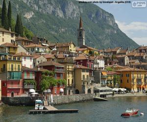 Puzle Varenna, Itálie