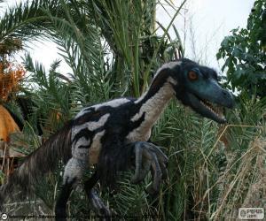 Puzle Velociraptor