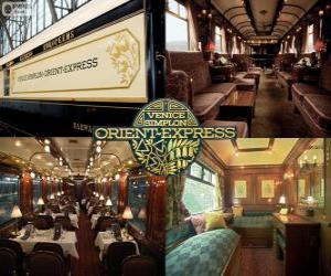 Puzle Venice Simplon Orient - Express