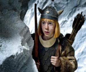 Puzle Vicky Vikingu překvapil