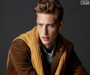 Puzle Victor Nylander, dánský model
