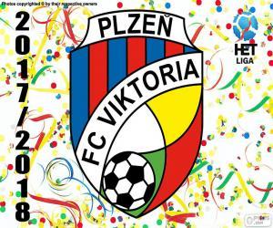 Puzle Viktoria Plzeň, HET ligy 2017-18