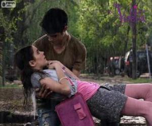 Puzle Violetta a Tomás