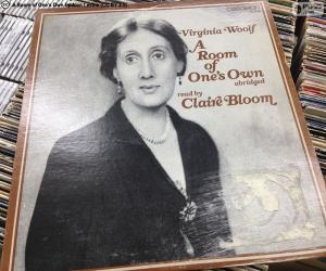 Puzle Virginia Woolfová
