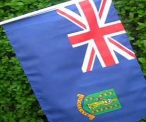 Puzle Vlajka Britské Panenské ostrovy