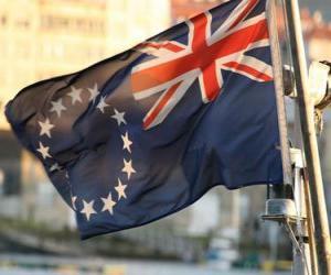 Puzle Vlajka Cookovy ostrovy