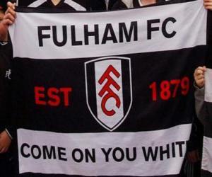 Puzle Vlajka Fulham FC