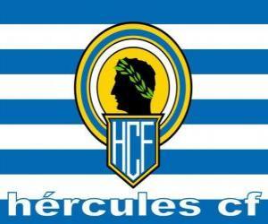 Puzle Vlajka Hercules CF